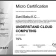 CompTIA+ Cloud Certificate