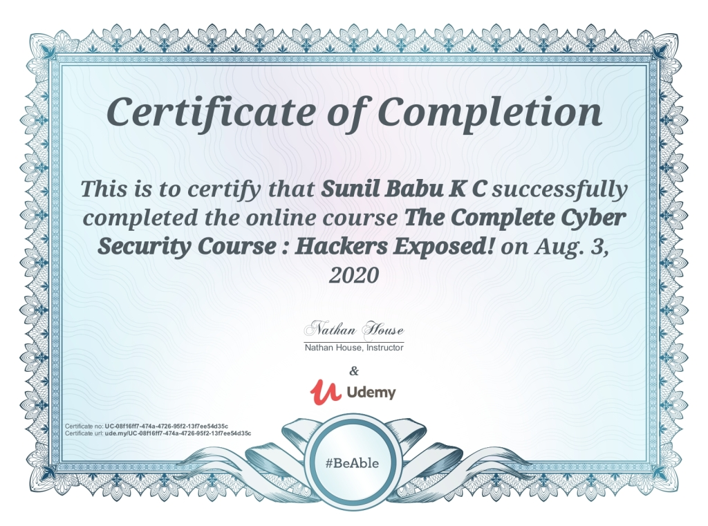 Cyber Security - Hacker Exposed